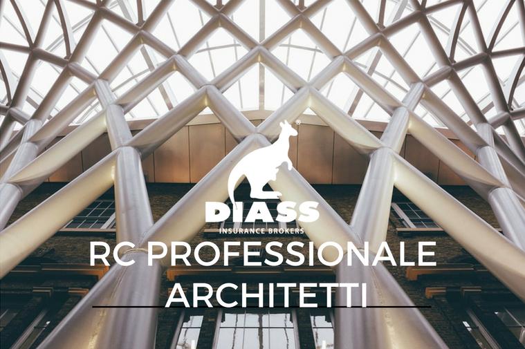 Diass assicurazione professionale architetti